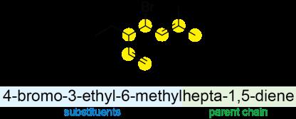 Alkene Nomenclature Example 2-4