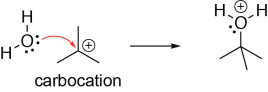 Carbocation Reaction