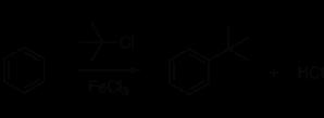 Friedel-Crafts Alkylation - Generic Reaction 2