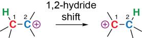 Generic 12 Hydride Shift